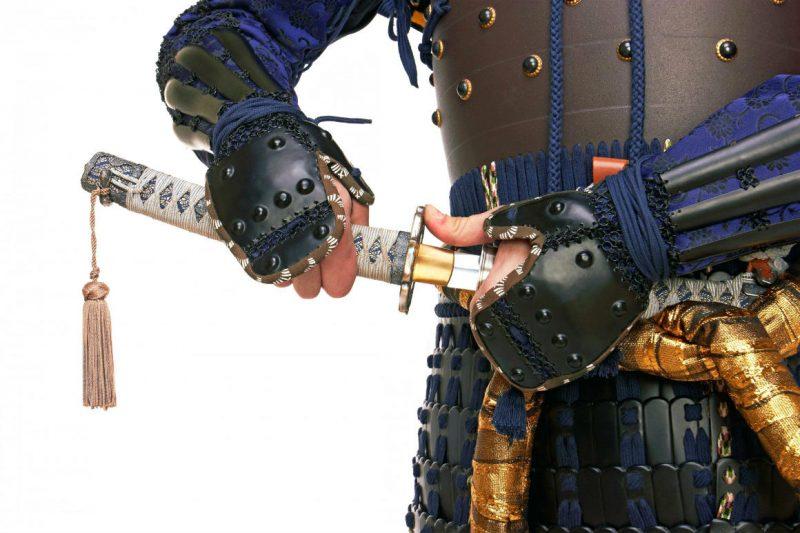 Japonalia armors and Katana swords available online