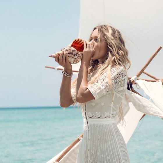 Spell and the Gypsy Collective Sahara Maxi Dress