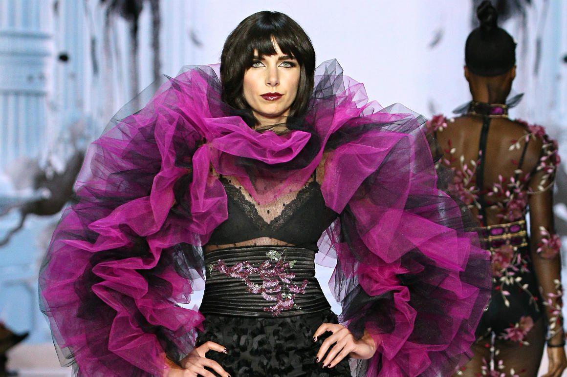 Stephan Caras Fashion Designer Collection 2019