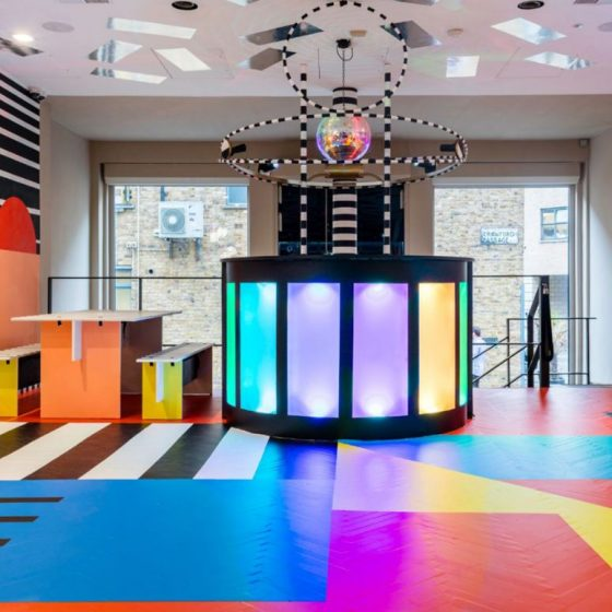 Camille Walala Art Projects CLERKENWELL