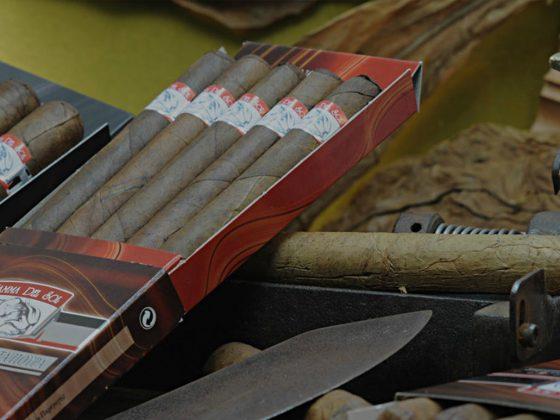 Greek handcrafted premium cigars Vamma del sol