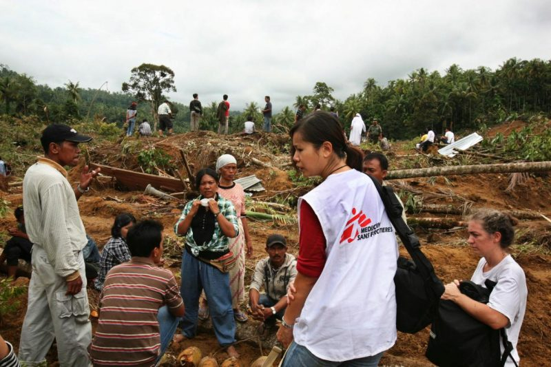 Doctors without borders in Indonesia