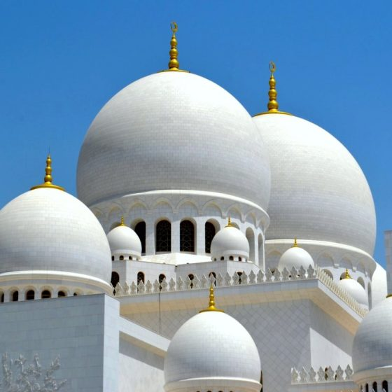 Mosque Aman Garh Pakistan by Juan Camilo Guarin P
