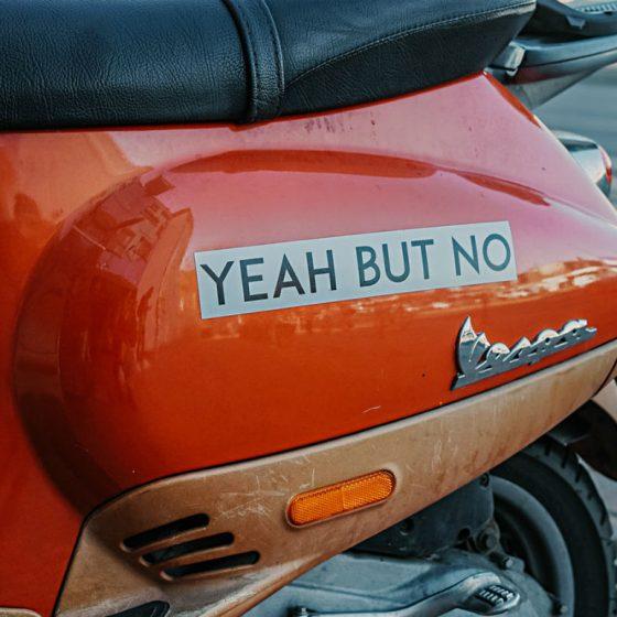 Vespa vintage scooter dolce vita by Medusaudi